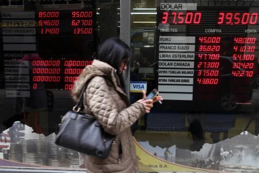 L'Argentine annonce des mesures d'austérité avant un rendez-vous au FMI