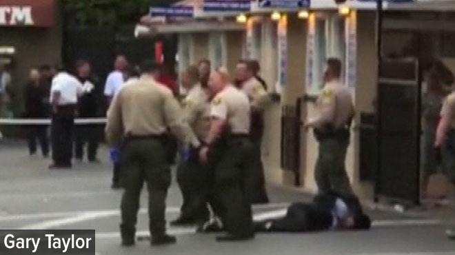 Un homme ouvre le feu avant un concert du rappeur Ice Cube en Californie