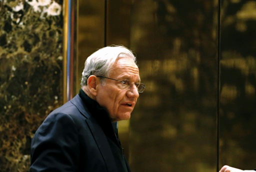 Les éditions du Seuil vont publier en français le livre de Bob Woodward sur Trump