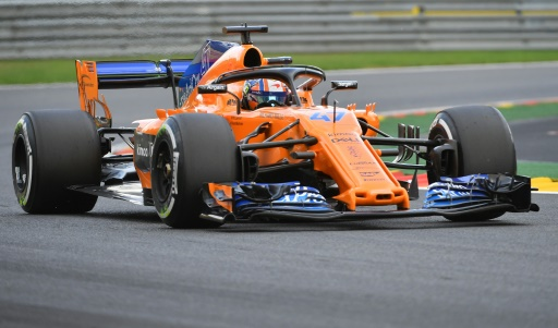 F1: le Britannique Lando Norris remplace Stoffel Vandoorne chez McLaren en 2019