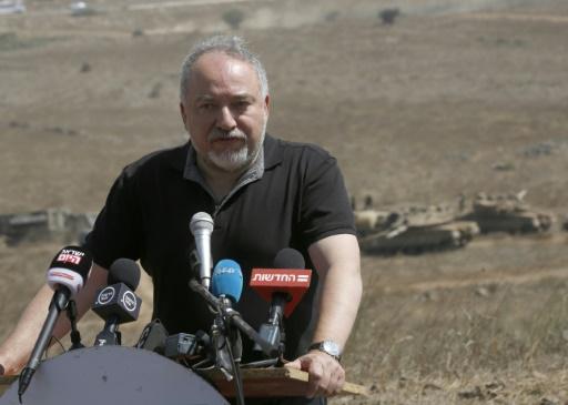 Inutile de discuter avec les Palestiniens, estime le ministre de la Défense israélien