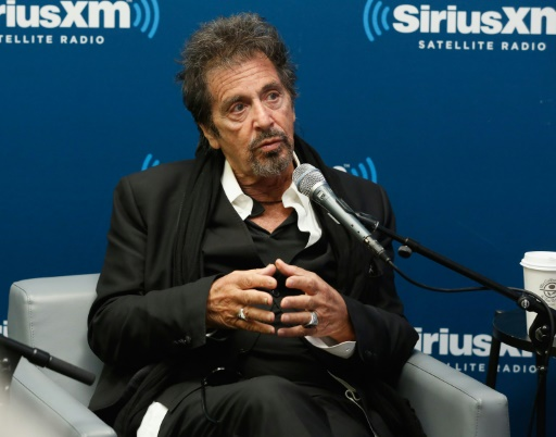 Al Pacino sur la scène parisienne en octobre