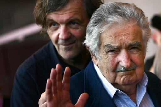Mostra: Kusturica met en scène l'ex-président uruguayen Mujica