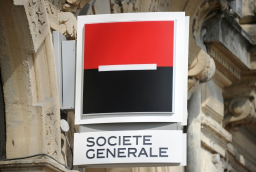 Société Générale pense payer autour de 1,2 milliards d'euros de sanctions