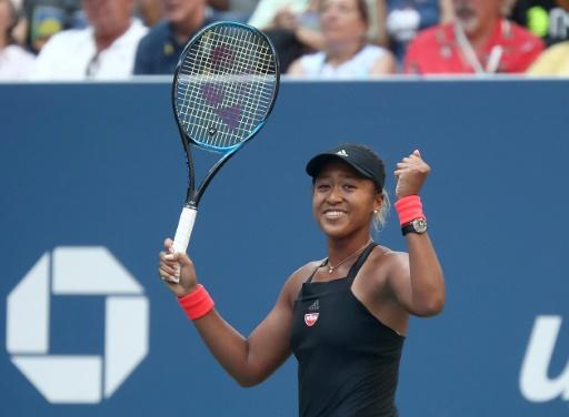 US Open: premier quart de finale pour Osaka