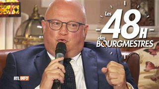 Jean-Luc Crucke l'annonce en direct- sa commune quittera la zone de police des Collines après les élections