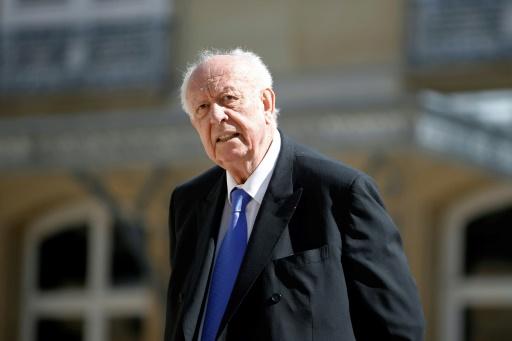 Gaudin annonce sa démission de la présidence de la métropole Aix-Marseille-Provence