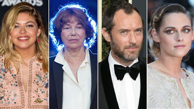 Quel est le point commun entre Louane, Jane Birkin, Kristen Stewart et Jude Law?