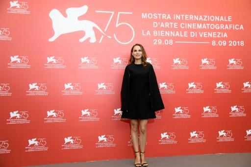 A Venise, Natalie Portman popstar et enfant du siècle