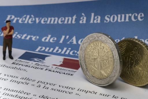 Prélèvement à la source: la décision annoncée par Philippe au 20H de TF1
