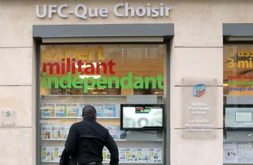 Incidents bancaires: l'UFC-Que Choisir en appelle aux parlementaires