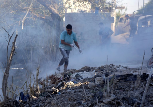 Syrie: 13 civils tués dans des raids russes sur la province d'Idleb (OSDH)
