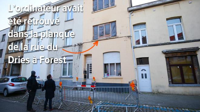 Abdeslam préparait un nouvel attentat à Bruxelles - Édition digitale de Mons
