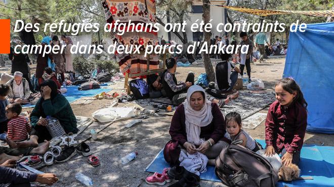 Nouveau casse-tête pour la Turquie: l'afflux de migrants afghans