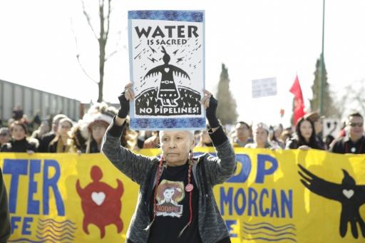 La politique climatique du Canada suspendue à un oléoduc