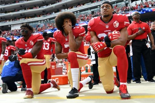 La NFL sans défense face à l'embarrassante question de l'hymne