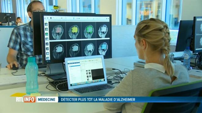 Un nouveau logiciel permet de détecter au plutôt la maladie d'Alzheimer: deux hôpitaux universitaires en disposent