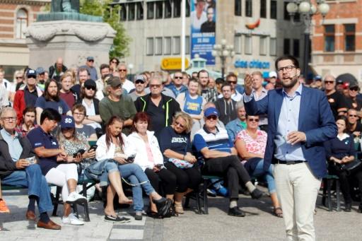 L'extrême droite en Suède, entre dégagisme et
