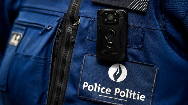 Des policiers victimes de jets de projectiles lors d'un contrôle anti-drogue à Matonge