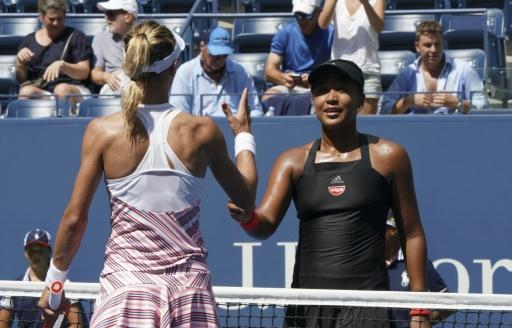 US Open: Première demi-finale pour Osaka, à 20 ans