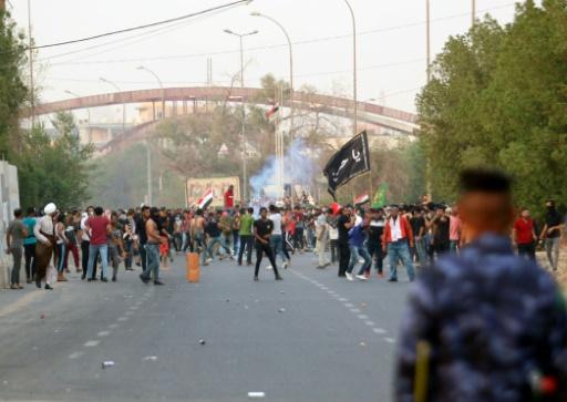 Irak: un nouveau mort dans les manifestations à Bassora
