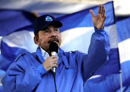 Ortega avertit les Etats Unis de