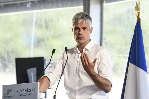Wauquiez propose 100 millions d'euros pour sauver le patrimoine régional