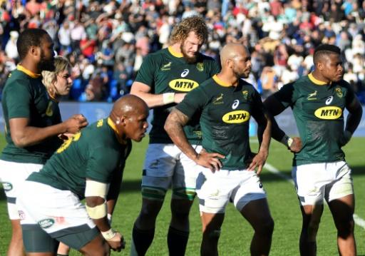 Rugby Championship: l'Afrique du Sud avec une équipe remaniée contre l'Australie