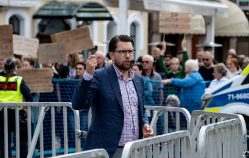 Suède: le monde de la culture se mobilise contre l'extrême droite