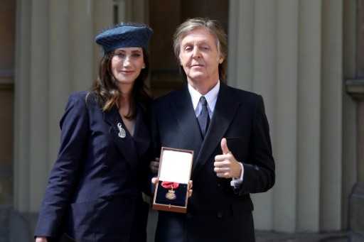 Paul McCartney remonte au sommet de la pyramide pop avec