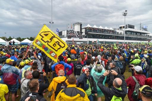 MotoGP: le GP de Saint-Marin à Misano jusqu'en 2021, celui d'Allemagne au Sachsenring en 2019