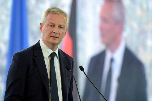 Taxation des Gafa: Paris appelle