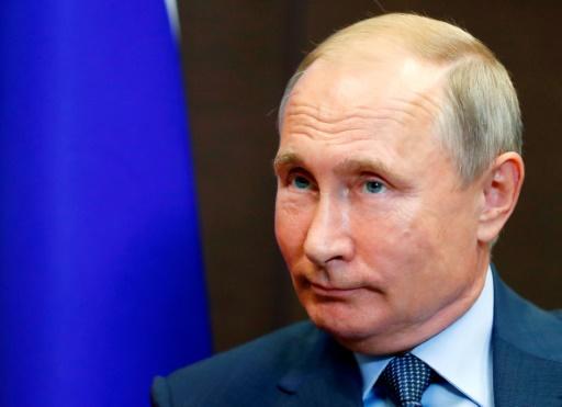 Novitchok: Londres tient Vladimir Poutine pour responsable