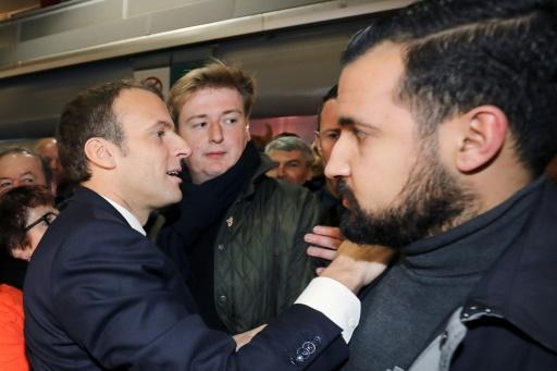 Benalla: le chef de cabinet de Macron convoqué mercredi devant le Sénat