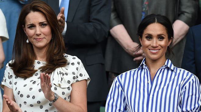 DOSSIER ROYAL- Kate VS Meghan, qui gagne le match?