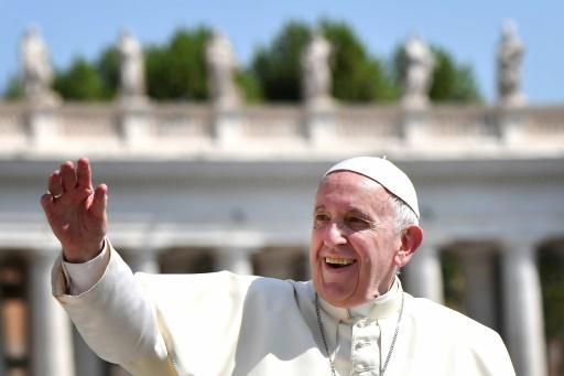Wim Wenders sous le charme du pape François