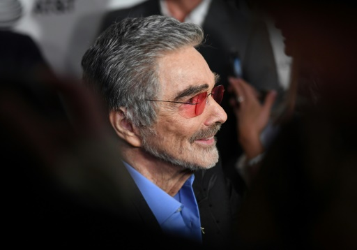 Décès de Burt Reynolds, une ancienne gloire d'Hollywood