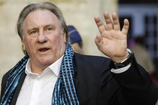 Depardieu aperçu à Pyongyang avant le 70e anniversaire du régime
