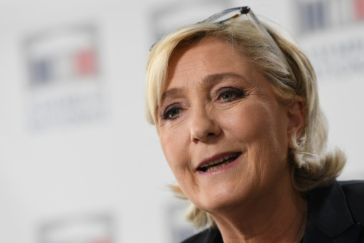 Emplois fictifs au Parlement européen: Marine Le Pen de nouveau convoquée par les juges