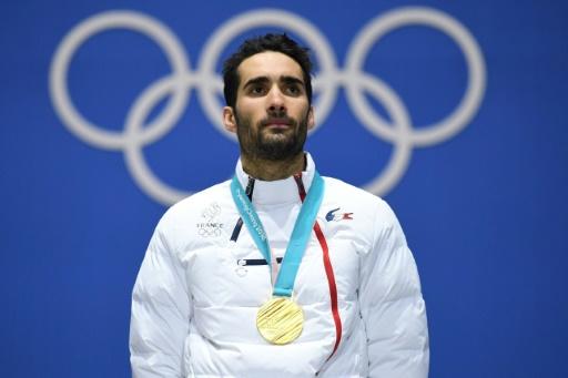 Biathlon: Martin Fourcade ne se réjouirait pas d'un titre olympique sur tapis vert