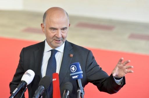 Taxation des Gafa: Moscovici veut éviter un