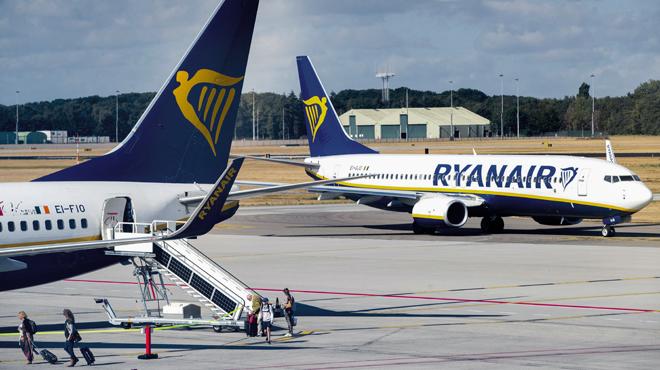 Annonce fracassante chez Ryanair: la plus grande grève jamais organisée attendue fin septembre