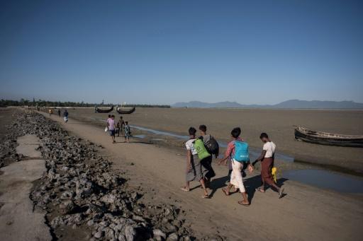 Déportation des Rohingyas : la Birmanie