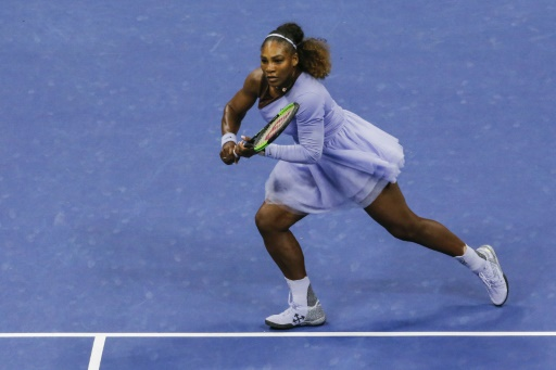 US Open: un an après sa maternité, Serena aux portes d'un sacre historique