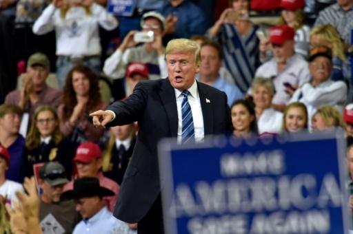 Trump veut que la justice traque la taupe de la Maison Blanche
