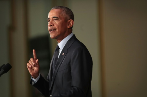 Obama cible Trump et appelle à la mobilisation