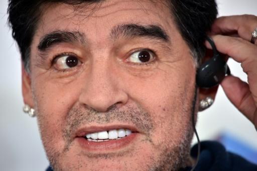 Maradona au Mexique: l'ombre encombrante des narcotrafiquants