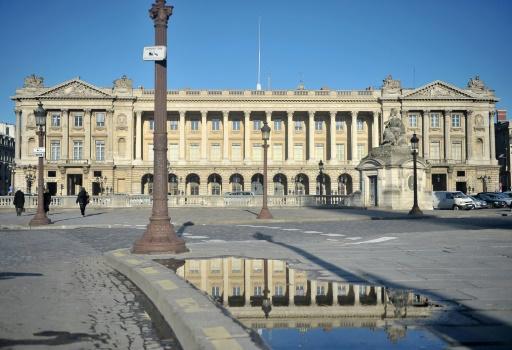 Le Qatar pourrait mettre un pied dans l'Hôtel de la Marine à Paris