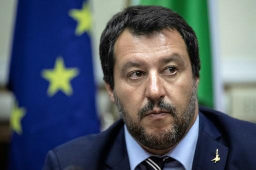 La charge de Salvini contre les magistrats faits des remous en Italie