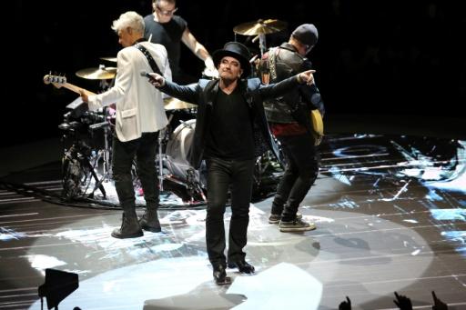 U2 et Bono n'ont pas vraiment laissé Bercy sans voix